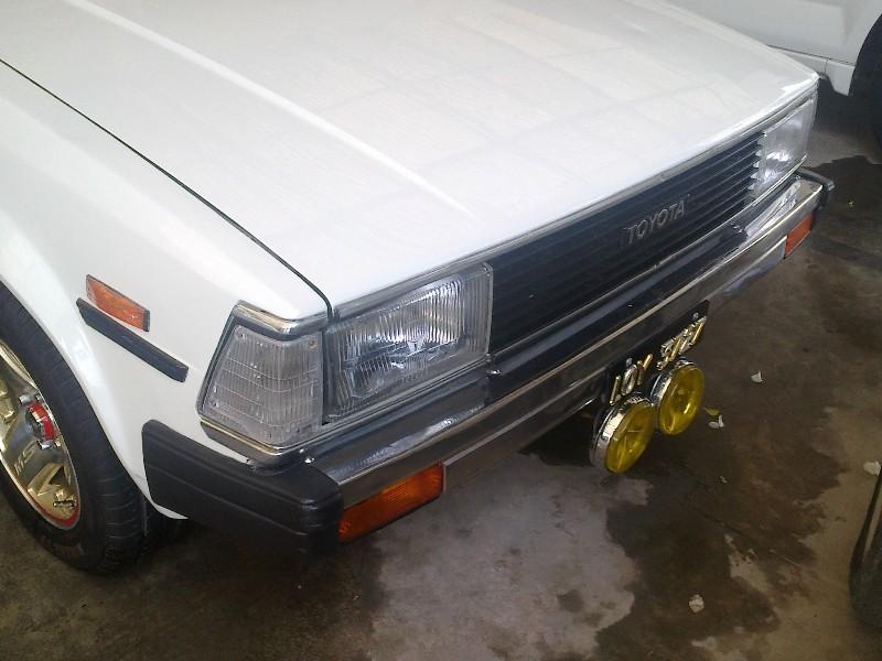 Toyota Corolla - 1982 Classy Image-4