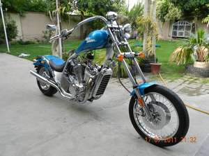 Harley Davidson Super Glide Custom - 2010