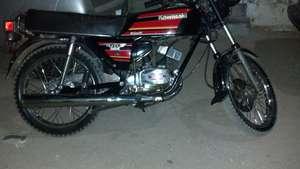 Kawasaki GTO 100 - 1991