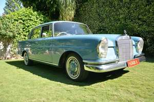 Mercedes Benz S Class - 1963