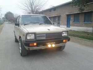 Suzuki FX - 1987