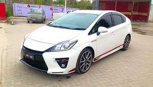 Toyota Prius - 2012
