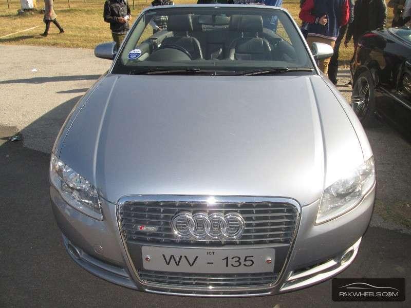 Audi A4 - 2008  Image-1