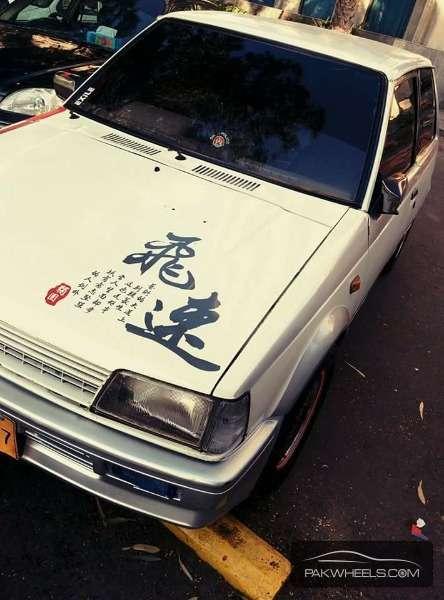 Daihatsu Charade - 1986 Joseph Image-1