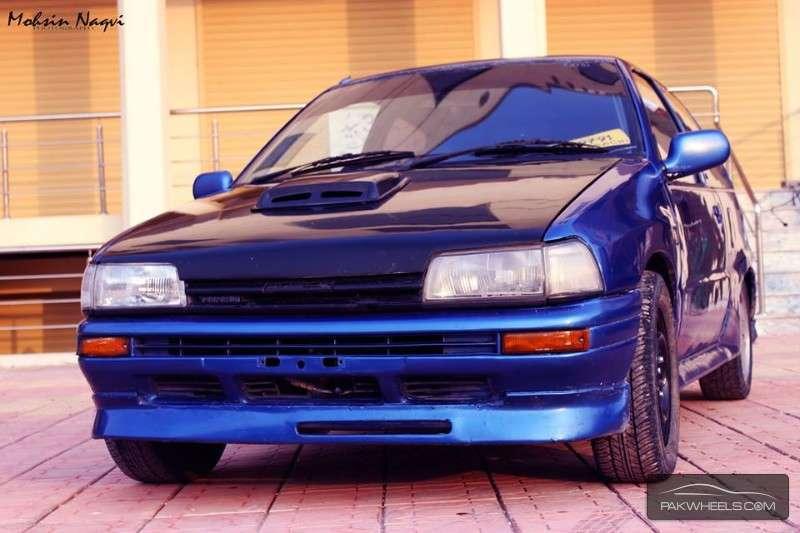 Daihatsu Charade - 1989  Image-1