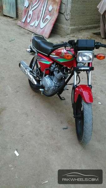 Honda CG 125 - 2012 RIZVI Image-1