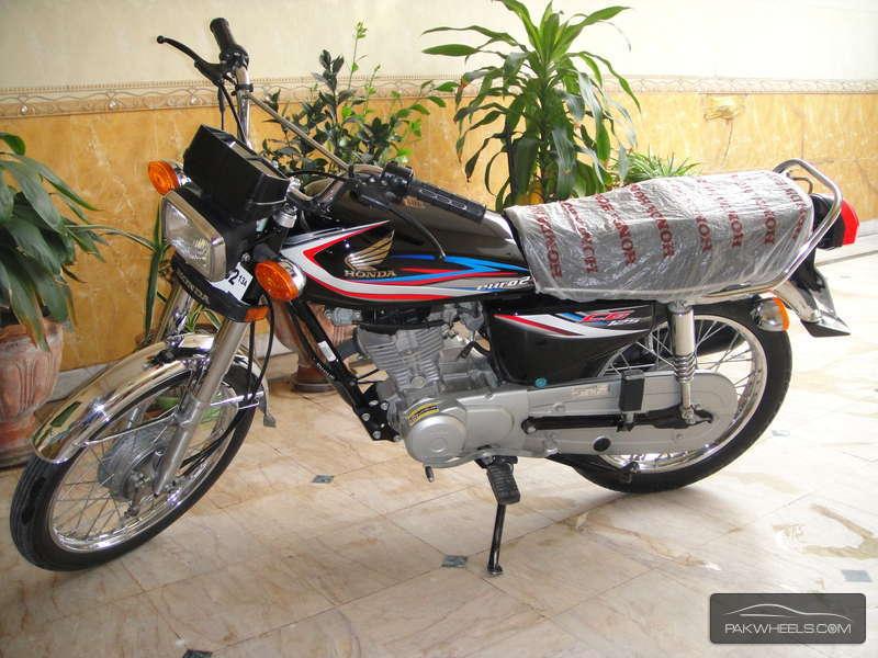 Honda CG 125 - 2013  Image-1