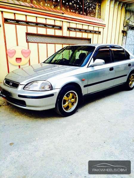 Honda Civic - 1997 josh  Image-1