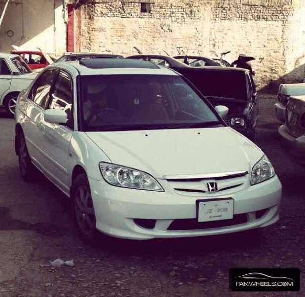 Honda Civic - 2005 RF Image-1