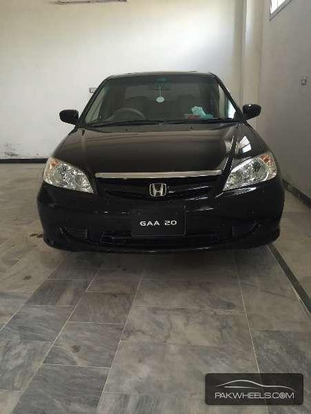 Honda Civic - 2006 Haroon khan Image-1