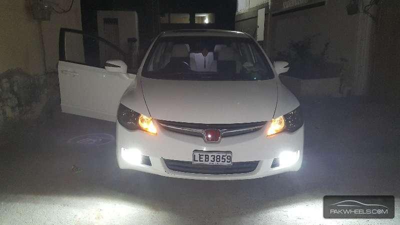 Honda Civic - 2009 ahsan raja Image-1
