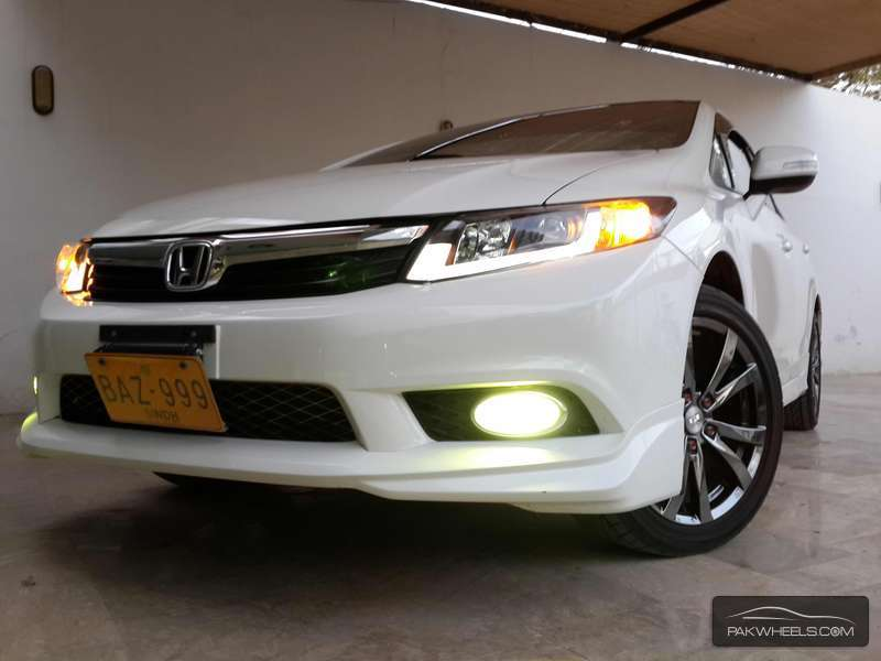 Honda Civic - 2014 TheSaadShaikh Image-1