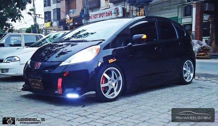 Honda Fit - 2011 Hamziee Image-1