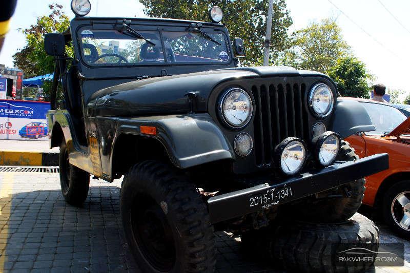 Jeep CJ 5 - 1974  Image-1