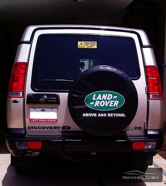 Land Rover Discovery 1996 For Sale 128435en: Land Rover Discovery 2002 Of AB