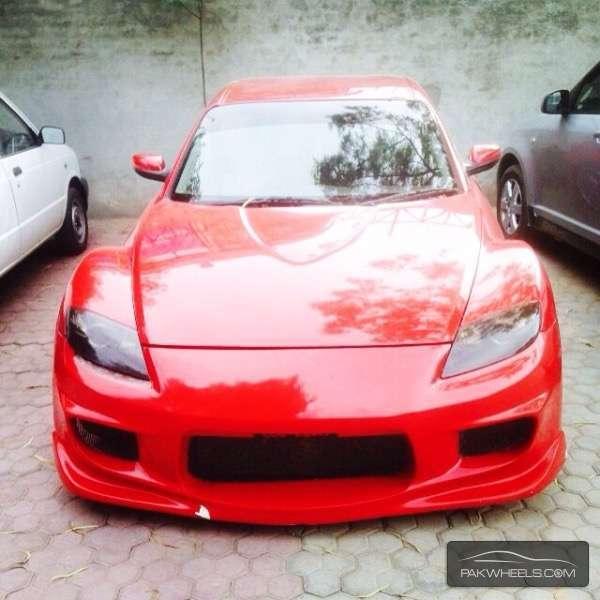 Mazda RX8 - 2005 Saad Ahmed Image-1