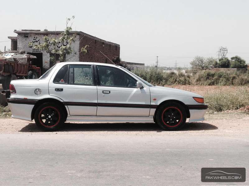 Mitsubishi Lancer - 1990 Raja Mani Image-1