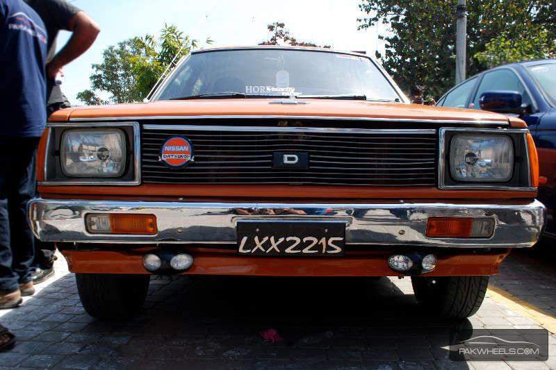 Nissan 120 Y - 1979 pino Image-1