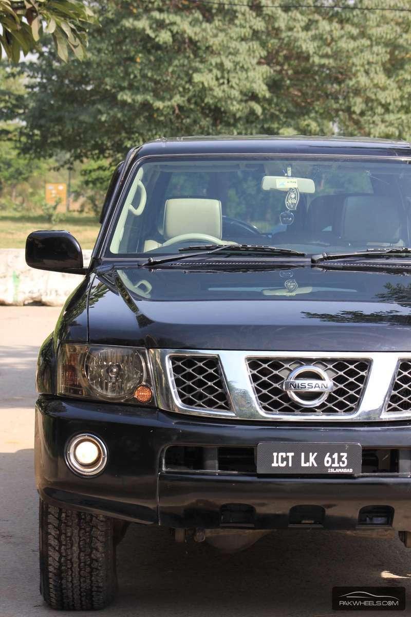 Nissan Patrol - 2007 Rottweiler  Image-1
