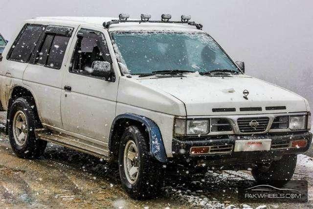 Nissan Terrano - 1993 Beast 4x4 Image-1