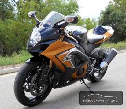 Suzuki GSX-R1000 - 2008 King of speed Image-1
