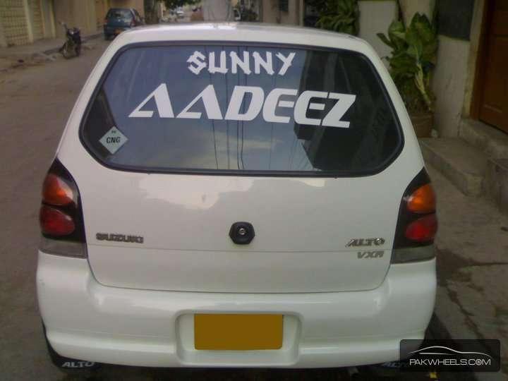 Suzuki Alto - 2002 Sunny Aadeez Image-1