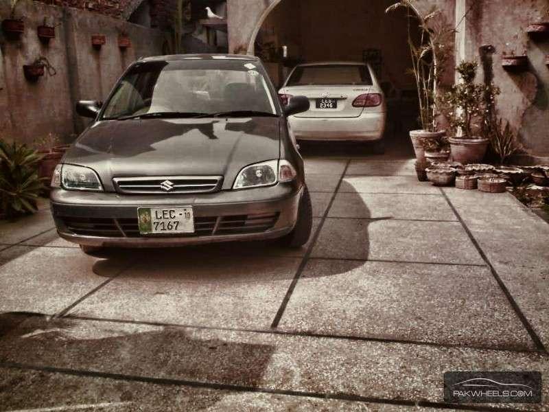Suzuki Cultus - 2010 Suzi Image-1