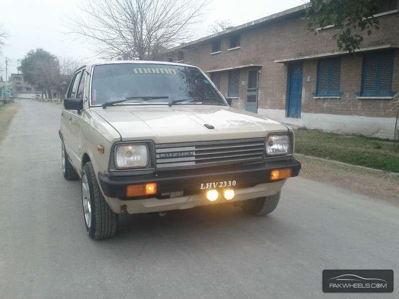 Suzuki FX - 1987 MoMo Image-1