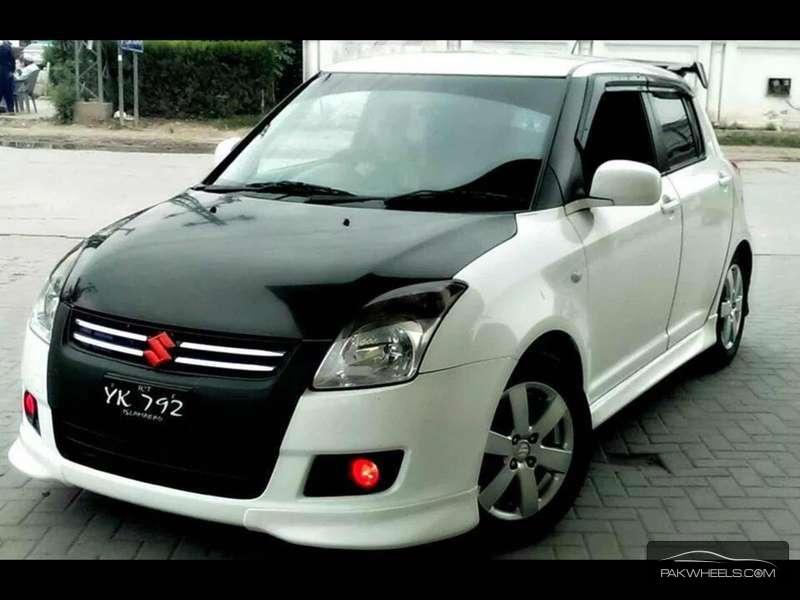 Suzuki Swift - 2012 swifty Image-1