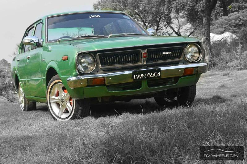 Toyota Corolla - 1976 Maya 56 Image-1