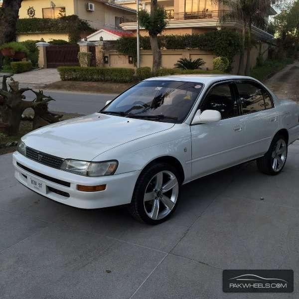 Toyota Corolla - 1995 Corolla 95 Image-1