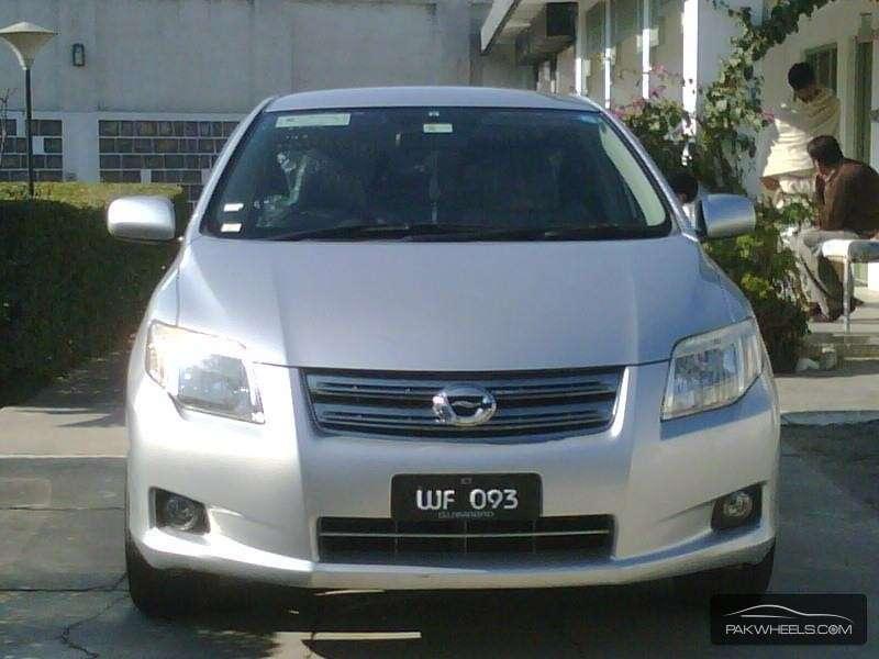 Toyota Corolla Axio - 2007  Image-1