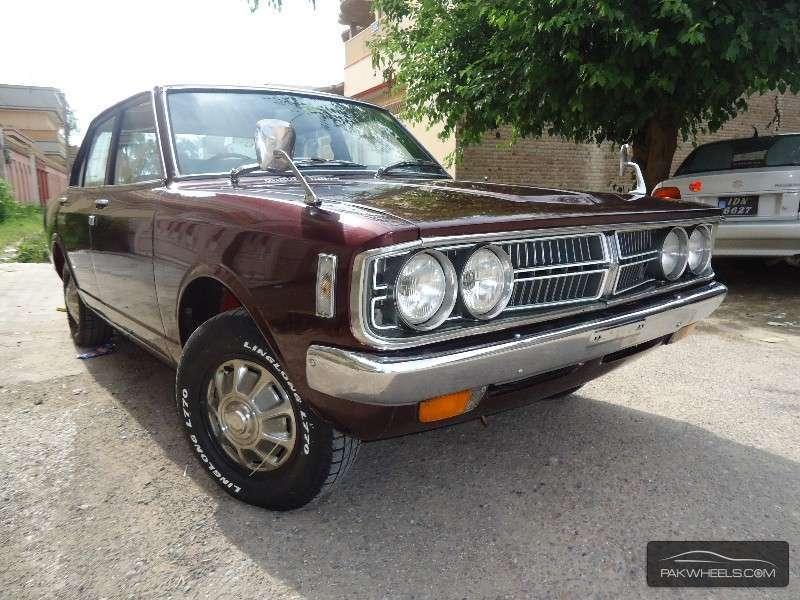 Toyota Corona - 1973 4000 Image-1