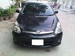 Toyota Wish - 2012 runzel Image-1