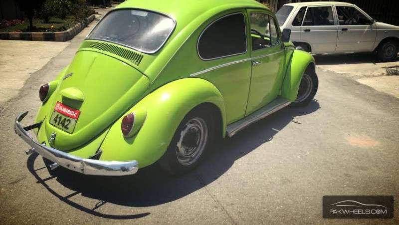 Volkswagen Beetle - 1966 Bugzy Image-1