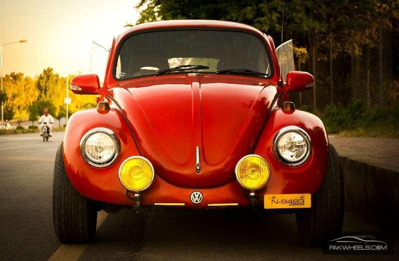Volkswagen Beetle - 1969 Celebrity Image-1
