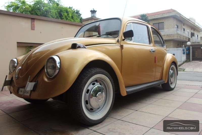 Volkswagen Beetle - 1973 BeetleBug Image-1