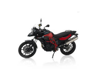 New BMW F 700 GS