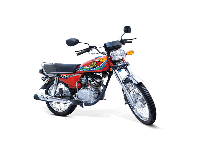 New Crown CR 125 Euro II 2019 Price in Pakistan - Specs & Features