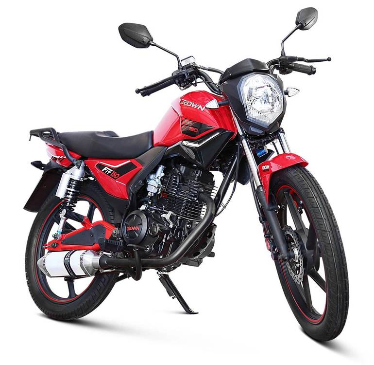 New Crown FIT 150 Fighter 2019 Price in Pakistan - Specs & Features