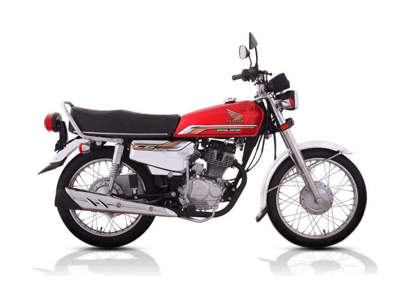Honda CG 125 Special Edition User Review
