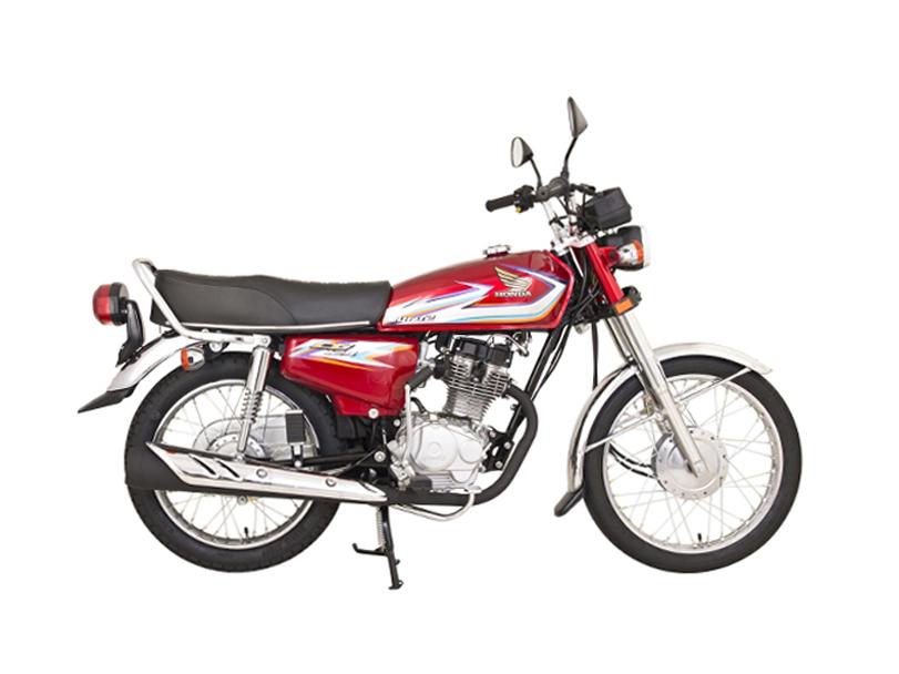 Honda CG 125 User Review
