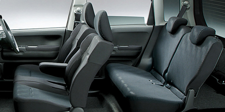 Honda Life 2014 Interior Cabin