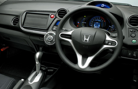 Honda Insight 2017 Interior Dashboard