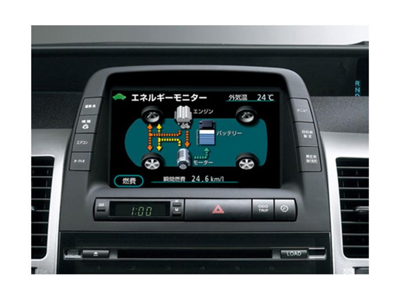 Toyota Prius 2009 Interior Headunit