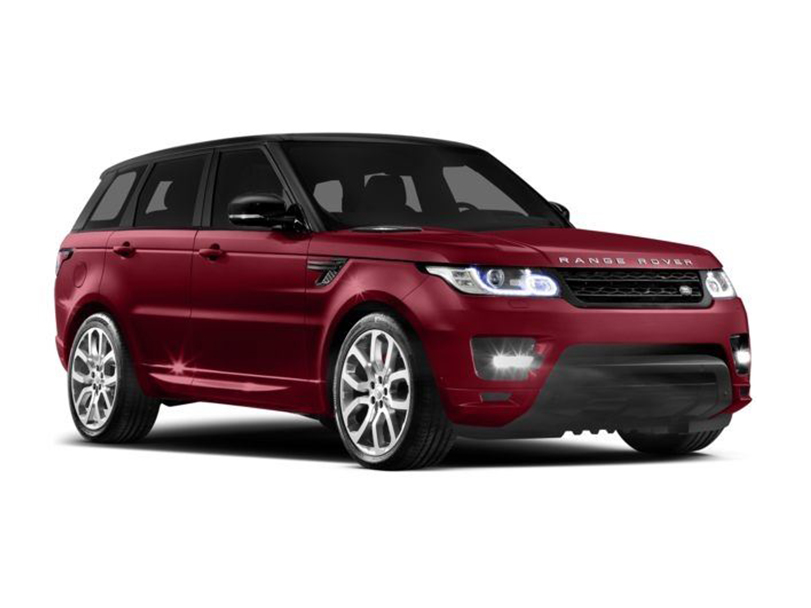 Range Rover Sport  Exterior Side View