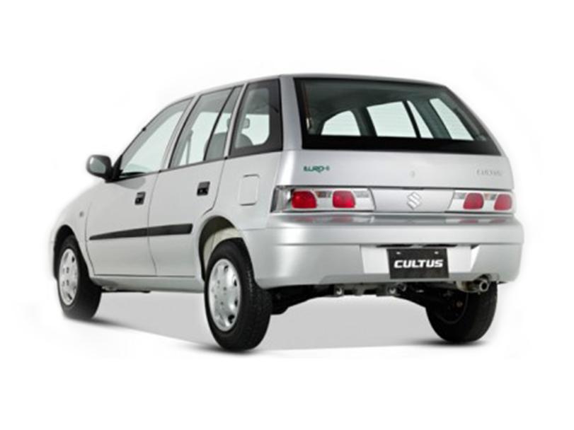 Suzuki Cultus 2007 Interior