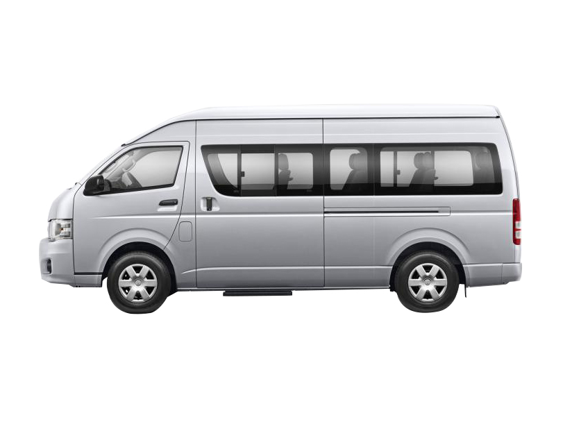 Toyota Hiace 2018 Exterior Side View