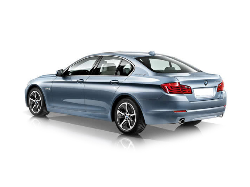 BMW 5 Series 2017 Exterior Rear Side View