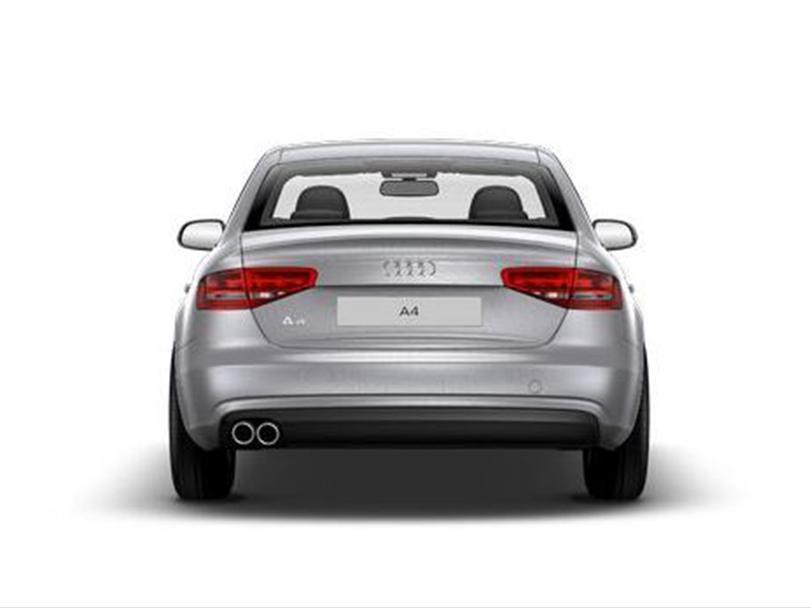 Audi A4 2016 Exterior Rear End